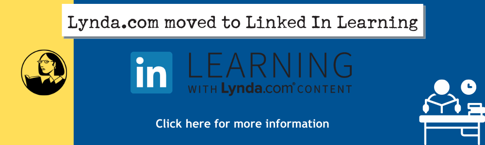 Lynda to Linked In Learning